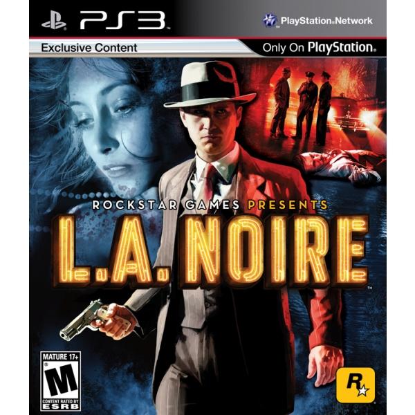 L A  NOIRE PS3