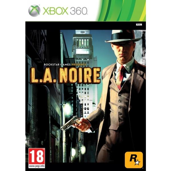 L A  NOIRE XBOX360