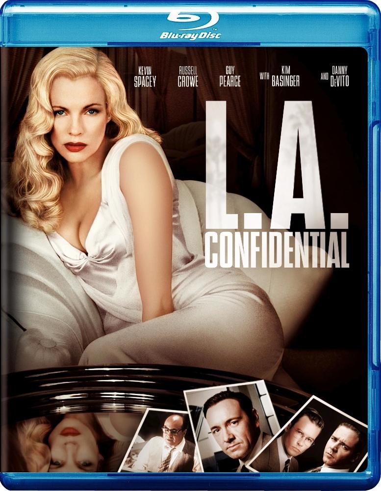 L.A CONFIDENTIAL (BR) L.A CONFIDENTIAL (BR)