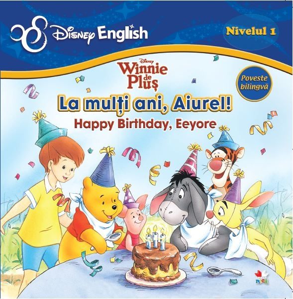 WINNIE DE PLUS LA MULTI ANI, AIUREL!