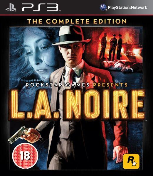 LA NOIRE COMPLETE EDITION - PS3