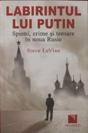 Labirintul lui Putin - Steve Levine