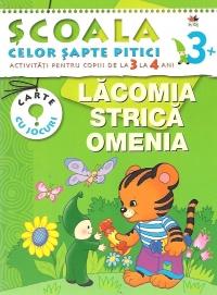 LACOMIA STRICA OMENIA 3-4 ANI