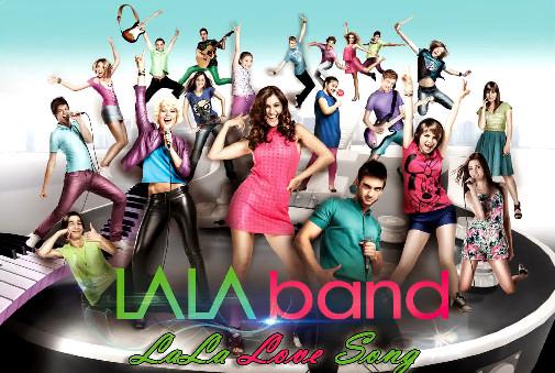 LALA BAND LOVE SONGS