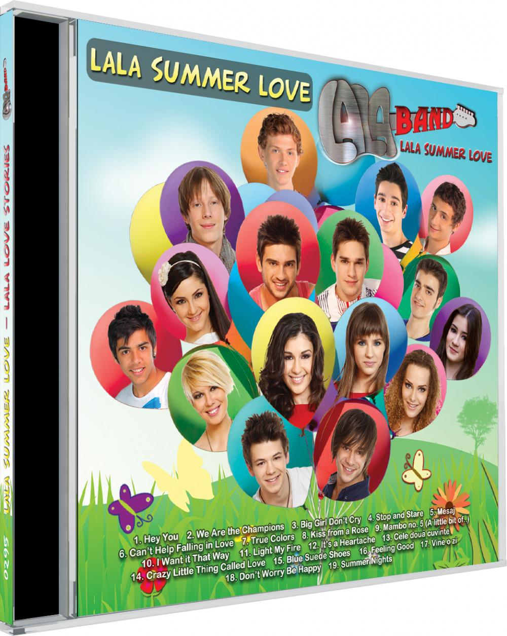 LALA SUMMER LOVE (2CD)