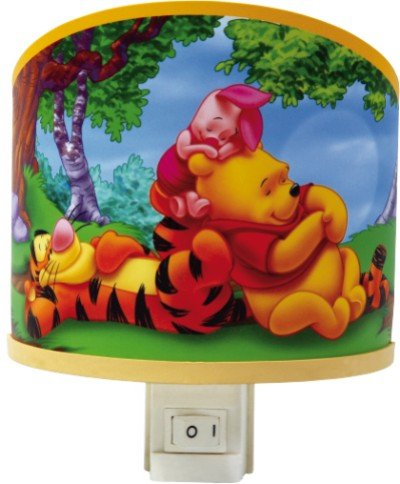 zzLampa Veghe Magic Winnie the Pooh