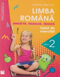 LB ROM. CAIET DE EXERCITII CL 2 - FILIP