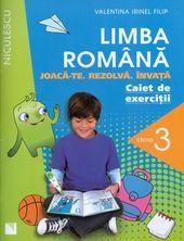 LB ROM. CAIET DE EXERCITII CL 3 - FILIP