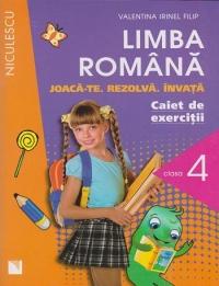 LB ROM. CAIET DE EXERCITII CL 4 - FILIP