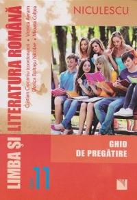 LB SI LIT ROM CL 11 GHID DE PREGATIRE - CIOCANIU