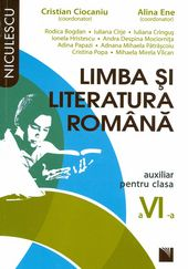 LB SI LIT ROM CL 6 CIOCANIU