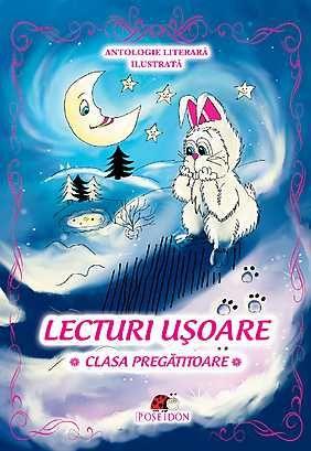 LECTURI USOARE - CLASA PREGATITOARE