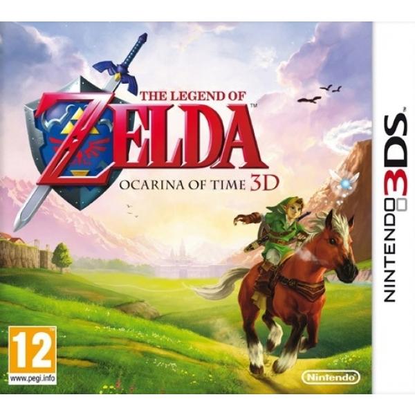 LEGEND OF ZELDA: OCARINA OF TIME - 3DS