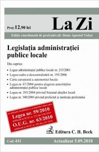 LEGISLATIA ADMINISTRATI EI PUBLICE LOCALE ( COD