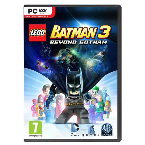 LEGO BATMAN 3 BEYOND GOTHAM - PC