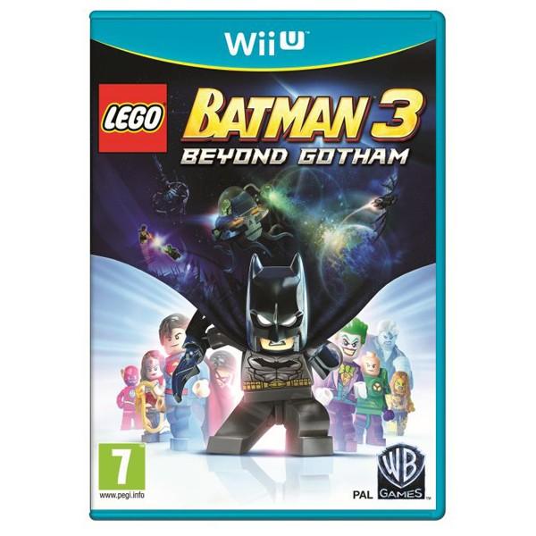 LEGO BATMAN 3 BEYOND GOTHAM - WII U