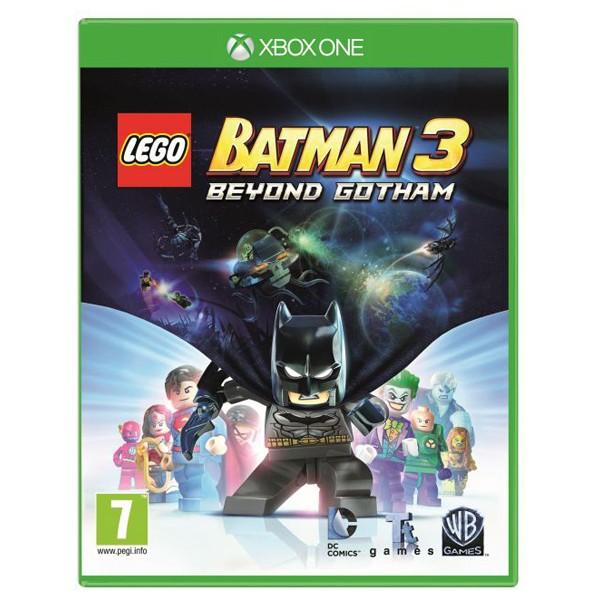 LEGO BATMAN 3 BEYOND GOTHAM - XBOX ONE