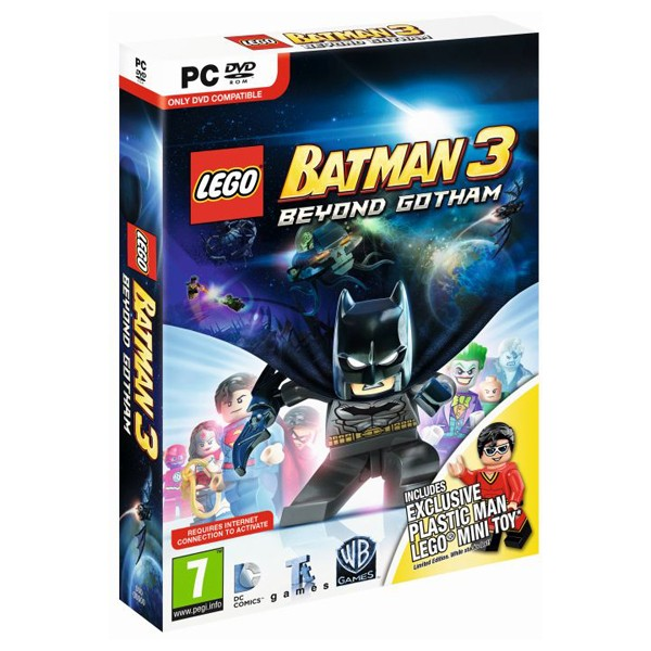 LEGO BATMAN 3 BEYOND GOTHAM TOY EDITION - PC