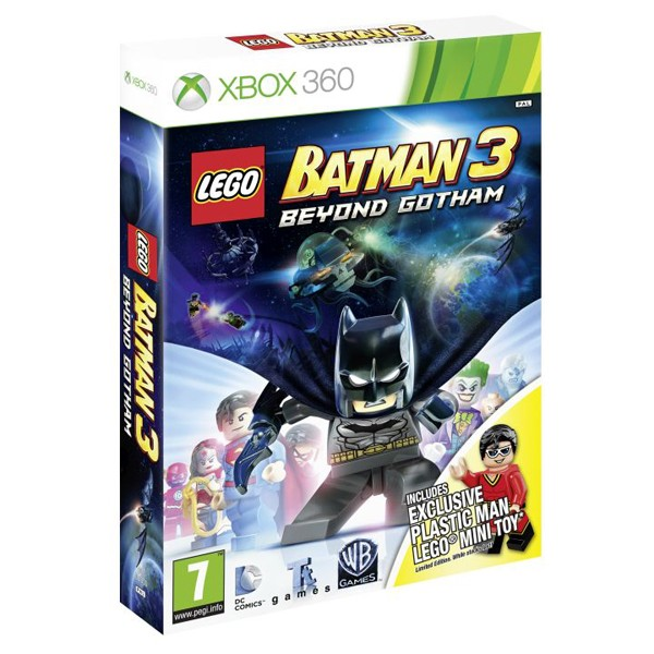 LEGO BATMAN 3 BEYOND GOTHAM TOY EDITION - XBOX 360