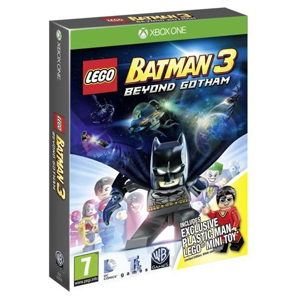 LEGO BATMAN 3 BEYOND GOTHAM TOY EDITION - XBOX ONE