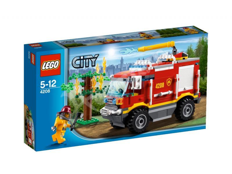 zzLego City Masina pompieri de padure