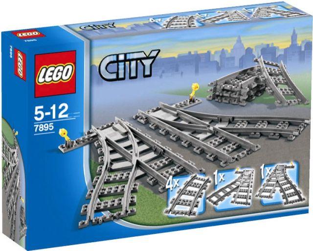 Lego-City,Macazuri