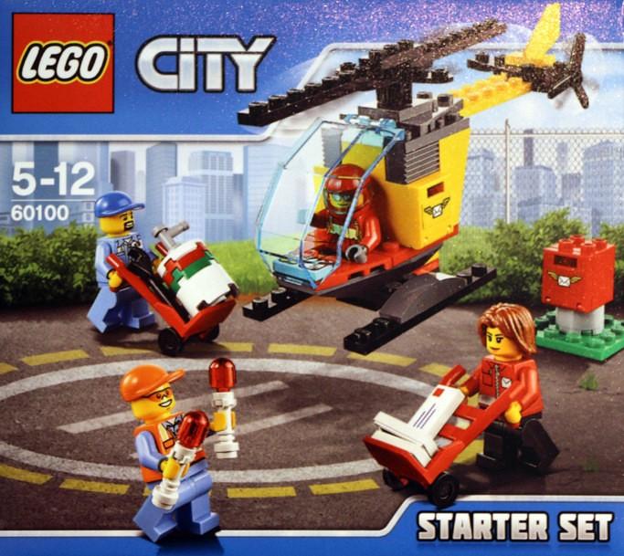 Lego-City,Set pentru Incepatori,Aeroportul