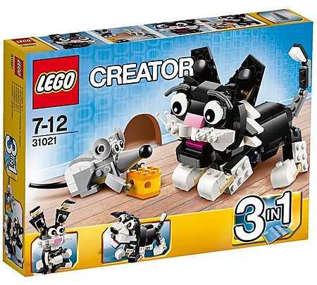 Lego CR Creaturi blanoase