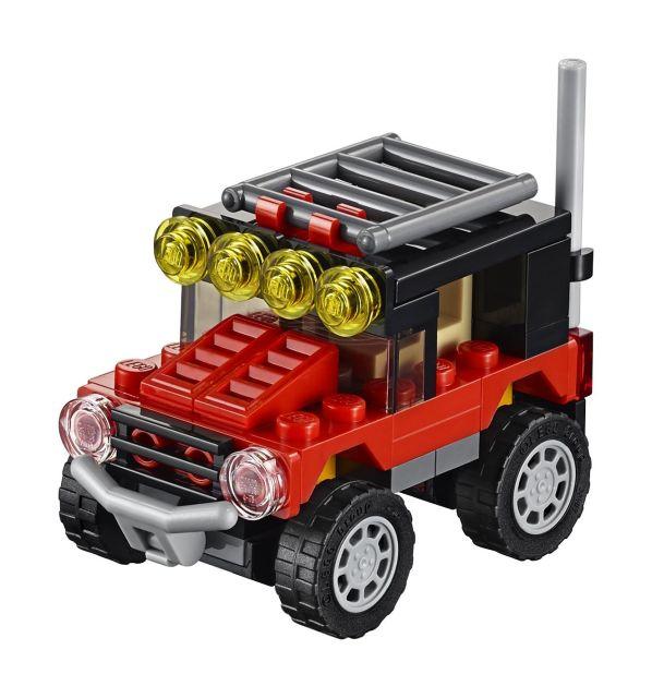 Lego-Creator,Masini de curse de desert