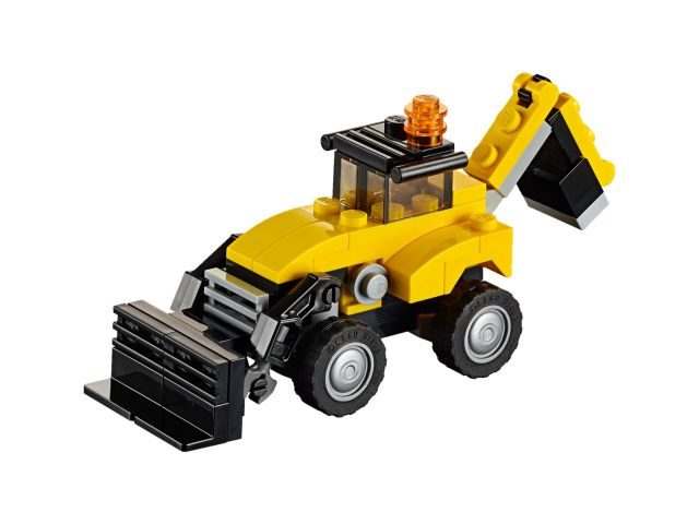 Lego-Creator,Vehicule pentru constructii