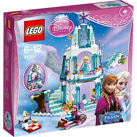 Lego-Disney Pricess,Elsa