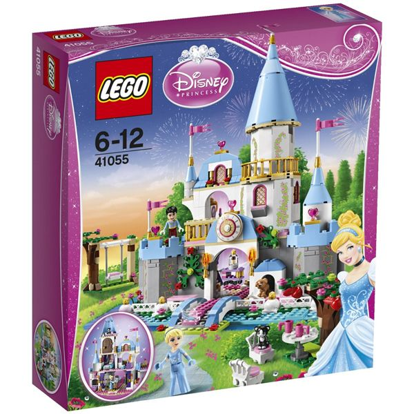 Lego-Disney Princess,Castelul romantic al Cenusaresei