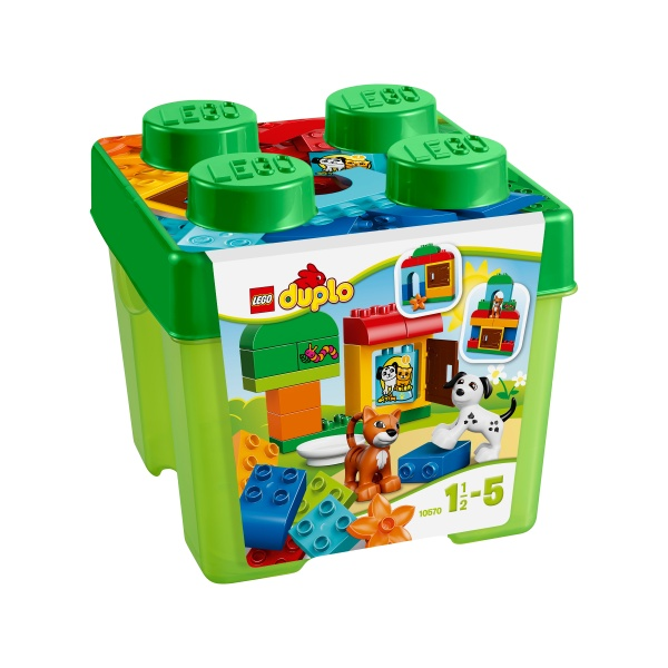 Lego Duplo Set cadou complet