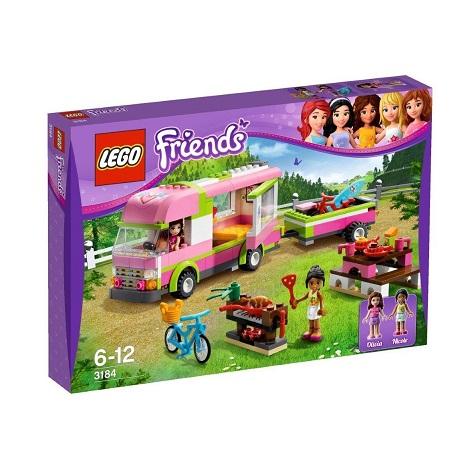 Lego Friends Rulota pentru aventuri