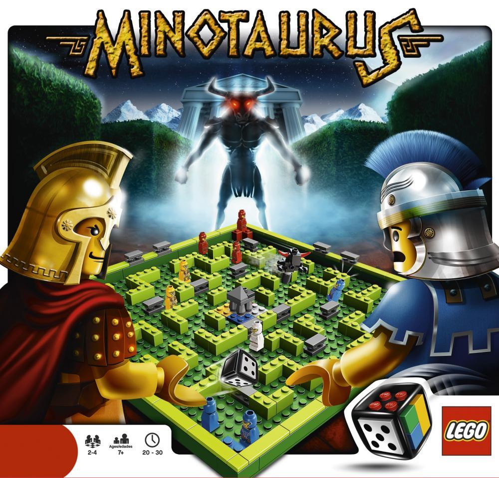 zzLego Games Minotaurus
