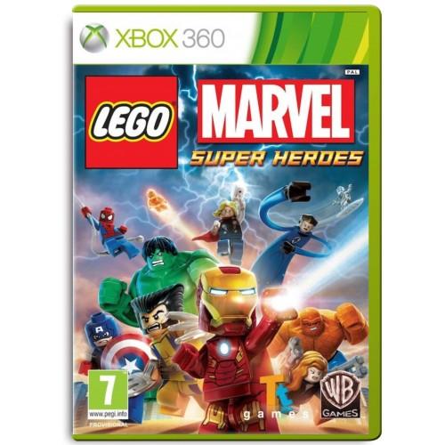 LEGO MARVEL SUPER HEROES- XBOX 360
