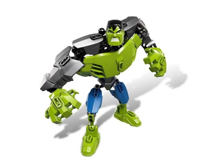 zzLego Hero Hulk