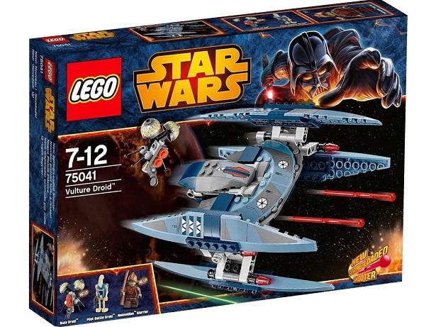 Lego SW Vulture Droid