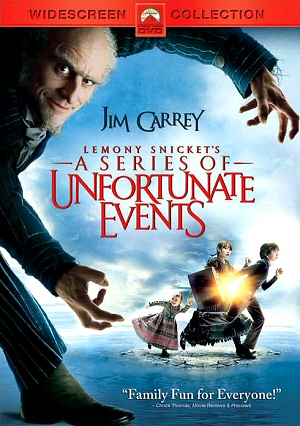 LEMONY SNICKET'S SERIES OF UNFORTUNATE EVENTS - LEMONY SNICKET: O SERIE DE EVENIMENTE NEFERICITE