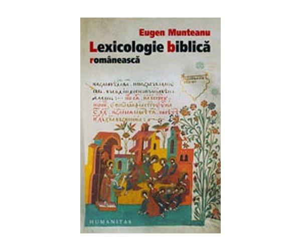 LEXICOLOGIE BIBLICA ROM ANEASCA