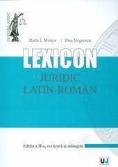 LEXICON JURIDIC LATIN - ROMAN ED 2