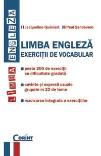 LIMBA ENGLEZA. EXERCITII DE VOCABULAR
