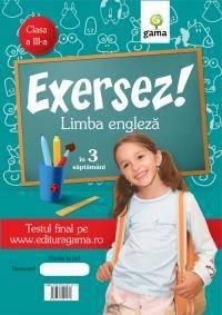 LIMBA ENGLEZA/ EXERSEZ