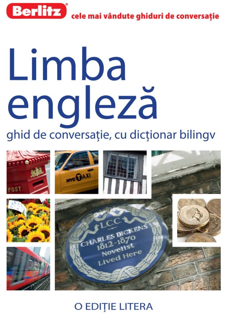GHID DE CONVERSATIE LIMBA ENGLEZA BERLITZ