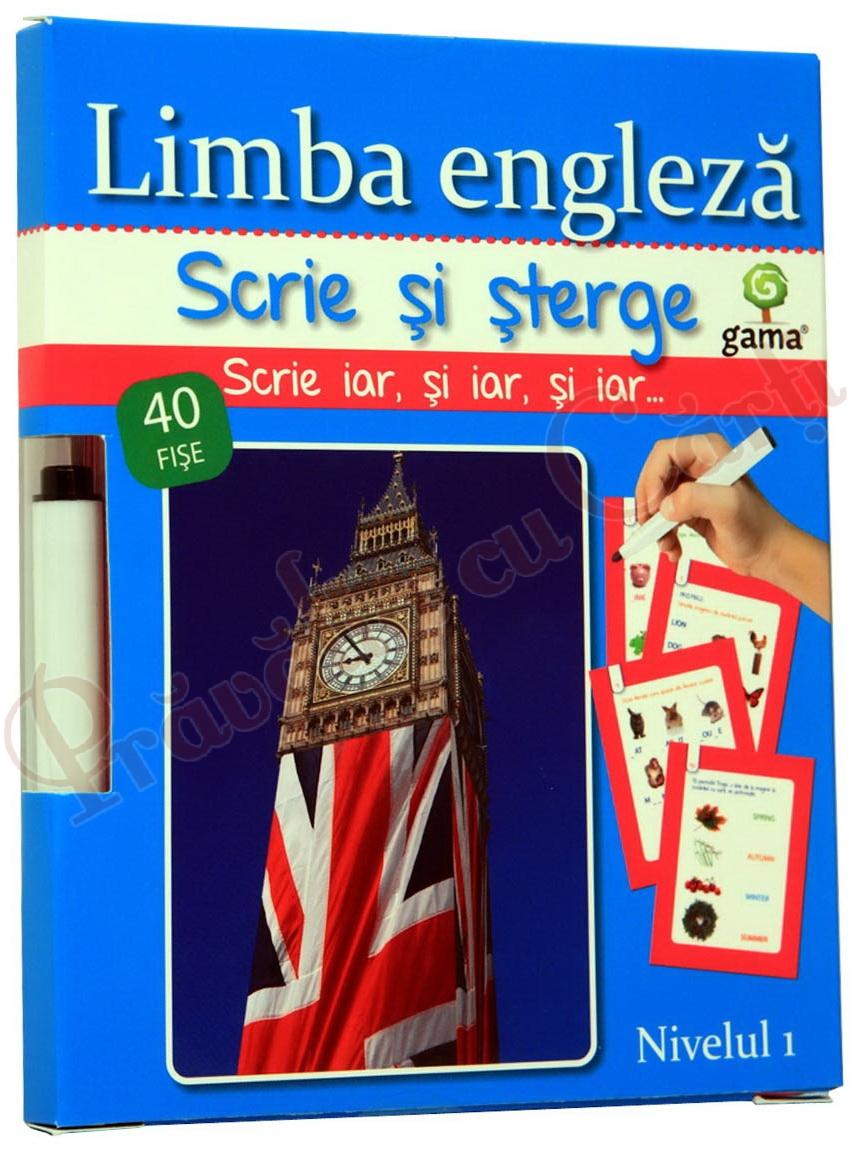 Limba engleza nivelul 1