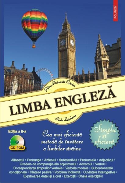 LIMBA ENGLEZA. SIMPLU SI EFICIENT EDITIA 2 REVAZUTA (CU CD)