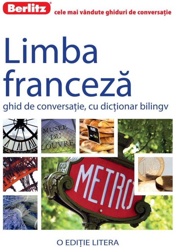 GHID DE CONVERSATIE LIMBA FRANCEZA BERLITZ