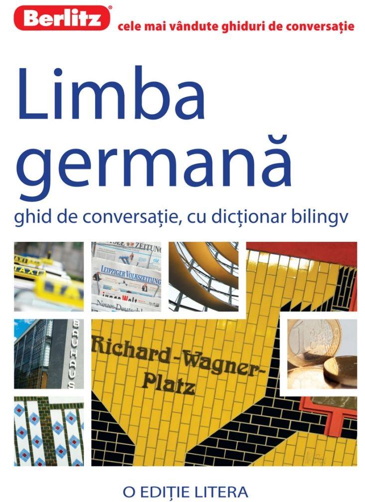 GHID DE CONVERSATIE LIMBA GERMANA BERLITZ