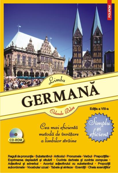 LIMBA GERMANA. SIMPLU SI EFICIENT EDITIA 8