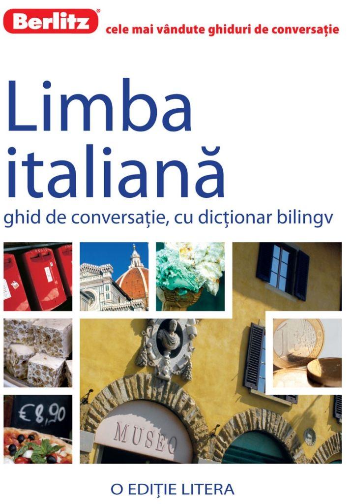 GHID DE CONVERSATIE LIMBA ITALIANA BERLITZ